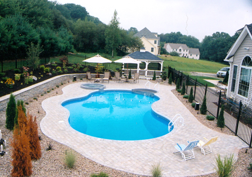 Swimming Pool Photo Gallery Blue Dolphin Pools Amp Spas