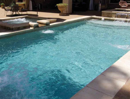 Swimming Pools, Above Ground, Inground, Blue Dolphin Pools & Spas in ...