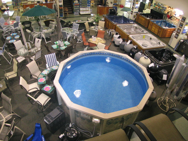 Blue Dolphin Pools Spas Inc, Above Ground Pools Nh